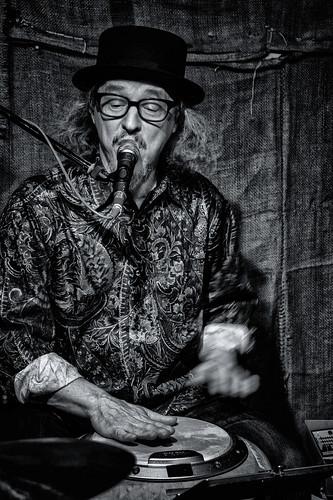 Samm Bennett Performing In Tokyo 3