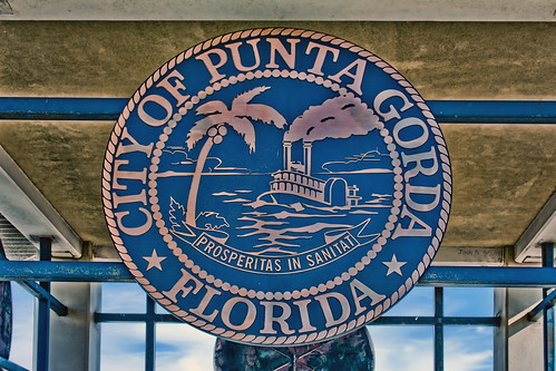 City of Punta Gorda, Charlotte County, Florida, USA