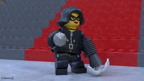 LEGO_Jewel_Thief_Minifig_Bendy_Showcase_High_Quality_-_Rendering_-_Signature