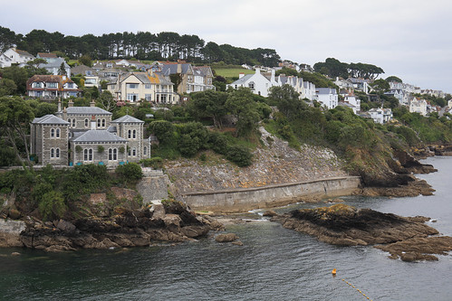 England / Cornwall - Fowey
