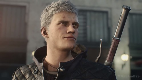 Devil May Cry 5 - Qliphoth Destroyed