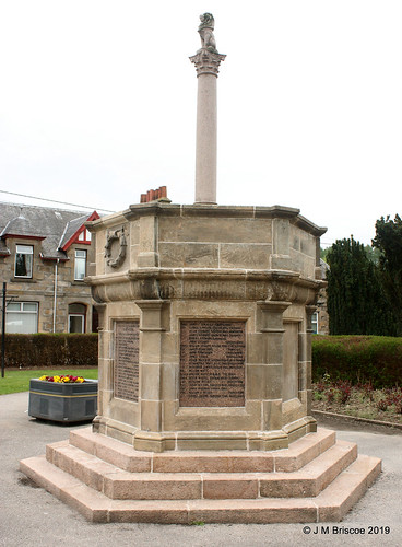 Parish of Charlestown of Aberlour War Memorial