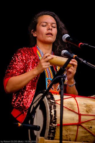 Luxembourg, MeYouZik Festival - La Chiva Gantiva (BEL)