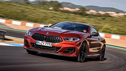 BMW serija 8 koju iščekujemo, a to je M8, 850i, 670ks