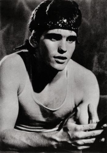 Matt Dillon in Rumble Fish (1983)