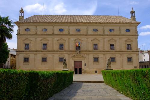 XE3F7017 - Palacio de Vázquez de Molina - Vazquez de Molina Palace  (Úbeda)