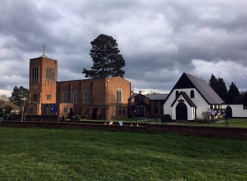 All Saints Church and Canada Hall, Merstham ... 94 of 365