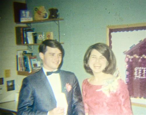Jim Bauman and Wini Garrett