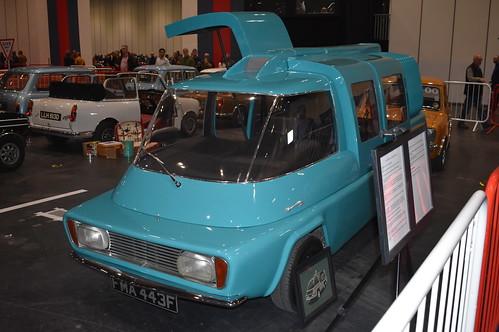 1968/70 S.H.A.D.O. Jeep - UFO