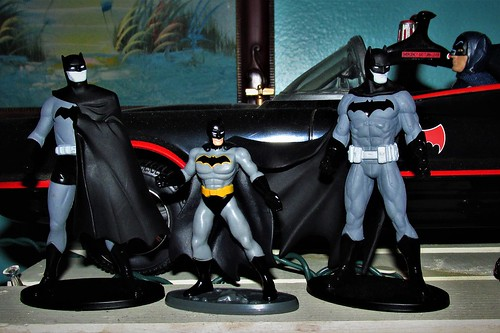 The New Batmen in town