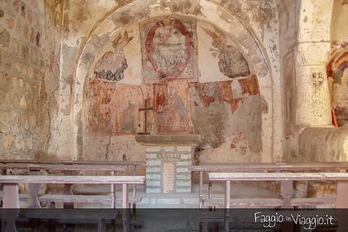 Interno della Chiesa di S.Giuliano