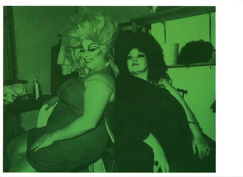 Divine and Tally Brown in Tally Brown, New York (1979)