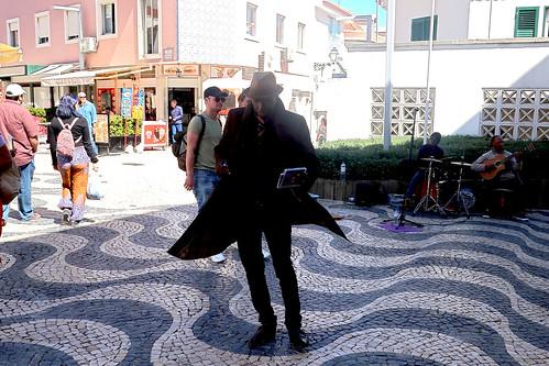 santos cabral, dancing