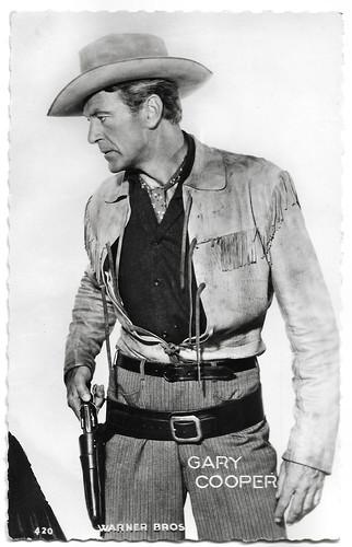 Gary Cooper in Dallas (1950)