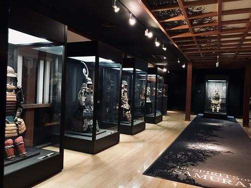 Samurai Museum near Odawara Castle