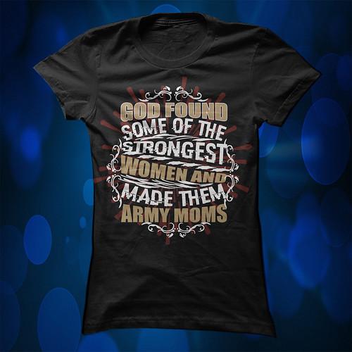 i will creat best t shirt design