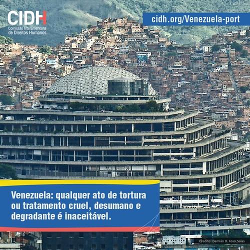Situação dos direitos humanos na Venezuela