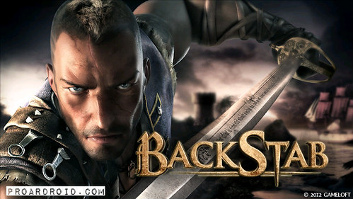 تحميل لعبة Backstab HD v1.2.6 لجميع هواتف الأندرويد (اخر اصدار)