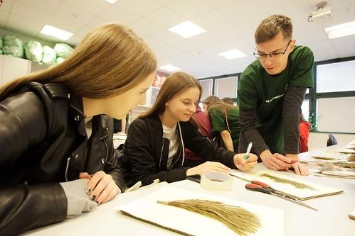objava za medije - Školarci vadili DNK iz banane, upravljali dronovima i dizajnirali drveni namještaj