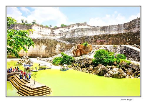 goa pote or white cave ...