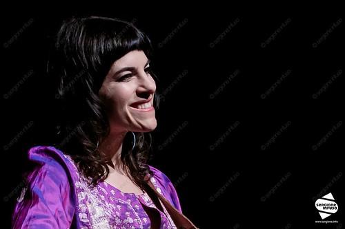 Terra Naomi @ Teatro Degli Arcimboldi, Milano - 4 aprile 2019