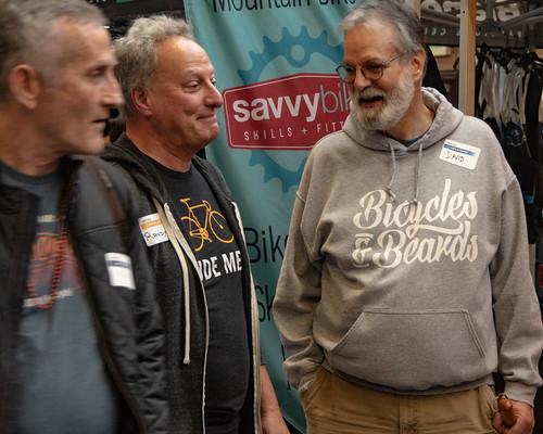 Bicycles & Beards: Randy and David