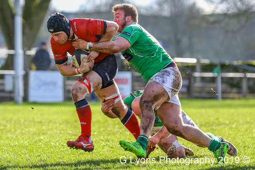 Chester's Shay Owen leaves defenders in his wake as he scores Chester first try-1202
