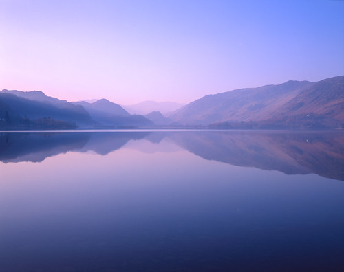 Derwent Water Sunrise