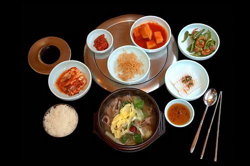 South Korea - Restaurant - Dinner - 7d