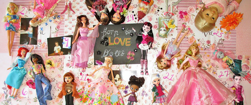Born To Love Dolls
