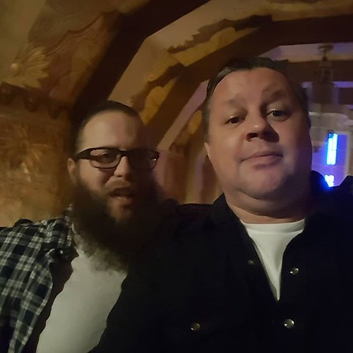 This guy made me take selfies with him because he thought I was Matt Freeman from Rancid. Granted, he is a handsome bastard.