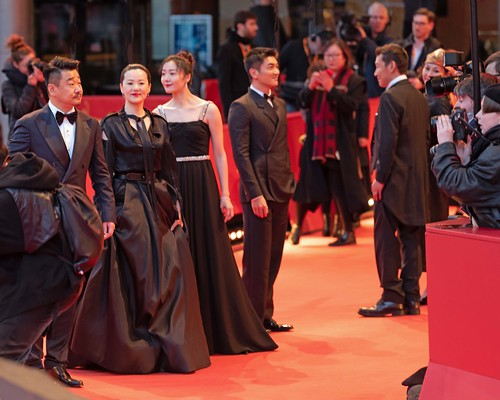 Berlinale Roter Teppich 14.2.2019