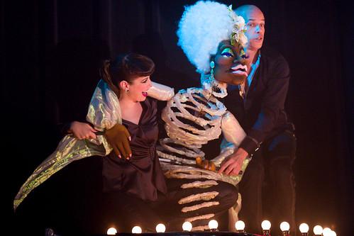 Cabaret Decadanse 5 - LA SOIREE 2019.Photo by James Henry
