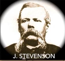 24. John Dunlap Stevenson