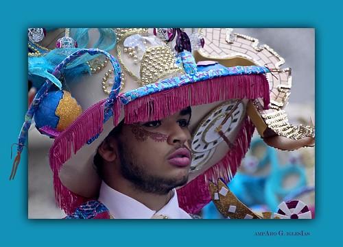 Carnaval de Badajoz 2019 - III - Amparo García Iglesias