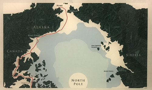 Gjøa - From Greenland to Nome