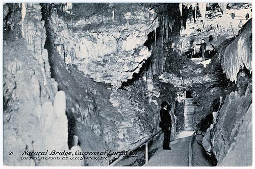 Caverns of Luray - Natural Bridge
