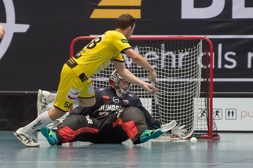 20.01.2019: Floorball Köniz - Unihockey Tigers Langnau