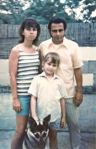 Hinterbergers - Florida - 1973