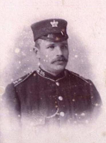 Sergeant John Campbell KPM Ross & Cromarty Constabulary
