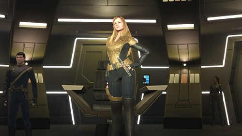 Star Trek Online doubles down on Cadet Tilly in Mirror Of Discovery