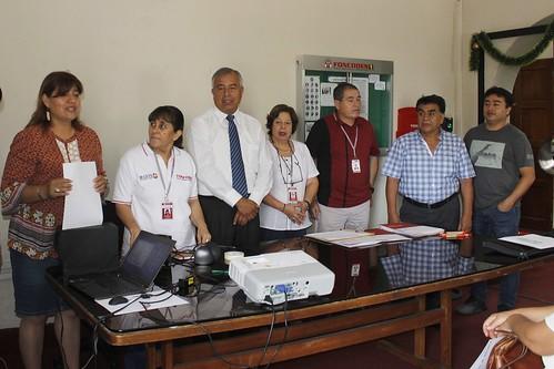Alcaldes distritales de la región de Lima apoyarán desarrollo de Haku Wiñay - 11/01/2019