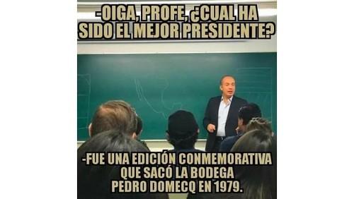 Calderón en modo Nino Canún: amenaza con ir a las mañaneras de AMLO; ¿contará todo, todo lo que hizo con Iberdrola?