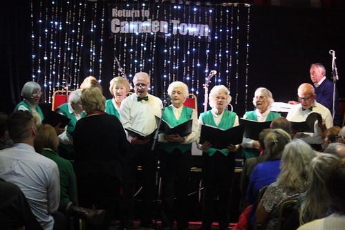London Irish Pensioners Choir (2018) 01