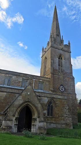 Lower Quinton Warwickshire