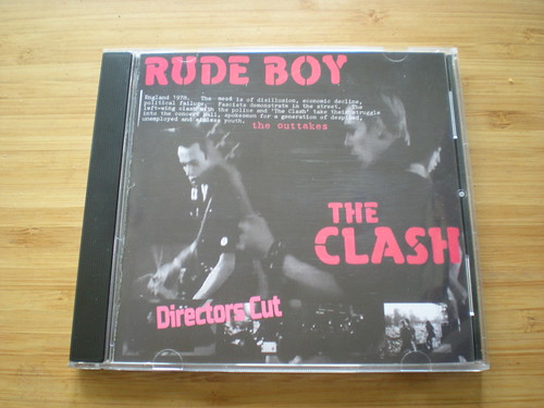 THE CLASH - 'Rude Boy Directors Cut' Outtakes Live and Interviews