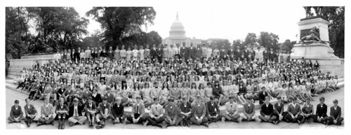 1969 - Hillside 8th Grade Trip to Washington, DC, May 1969 - ID