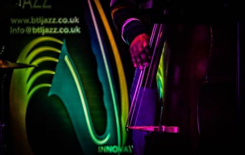 Jazz hands.  #bluesmediumrare #jazz #instruments #abstract #geometric #perspective #illumination #light #expressionism #lines #instaart #modernart #art #artwork #abstractart #jazzmusic #picoftheday #patterns #igart #artoftheday #musicians #instrument #sac
