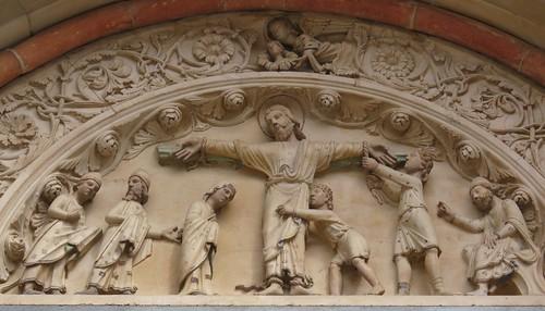 Basilica di Sant'Andrea (1227), Vercelli (Piedmont), Italy