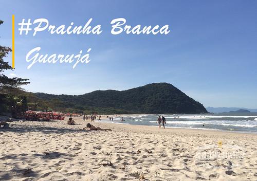 Prainha Branca – Guarujá / Bertioga
